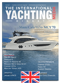 the international yachting media digest cover ENG april 2019