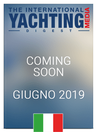 the international yachting media digest cover ITA Giugno 2019 Coming Soon