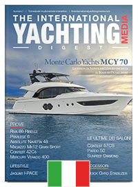 the international yachting media digest cover ITA april 2019