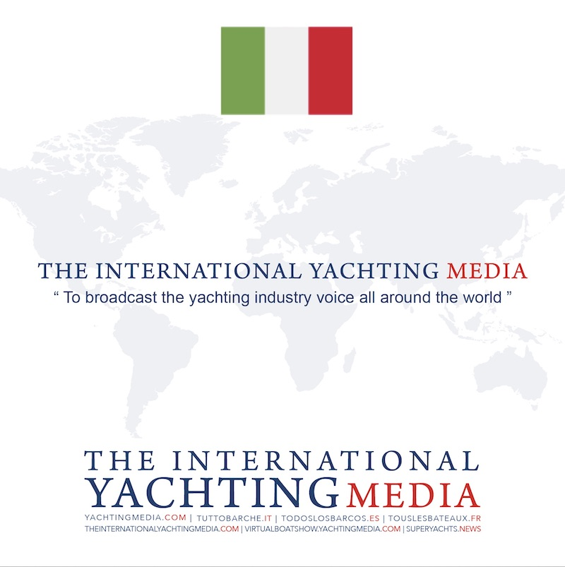 IT Media Kit The International Yachting Media Cover