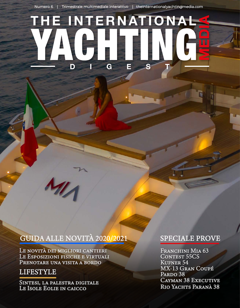 The International Yachting Media Digest 6